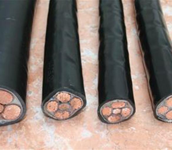 铜芯软电缆