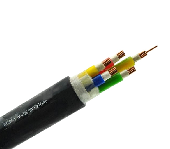低烟无卤耐火铜电缆
