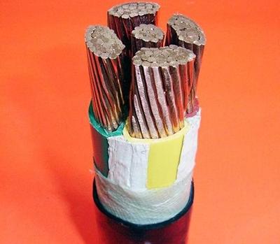 铜芯铠装电缆